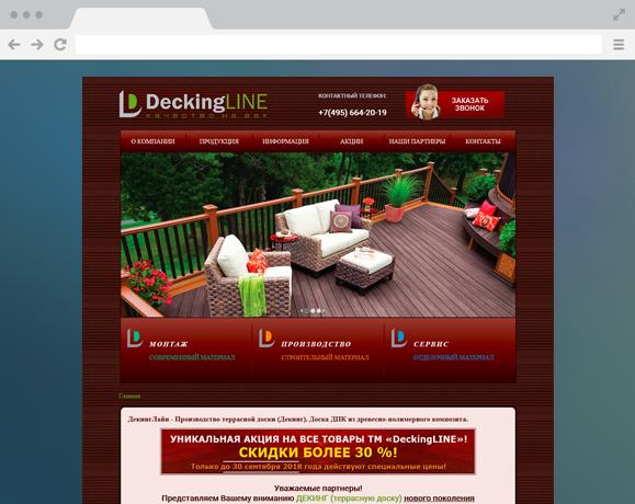 Decking Line