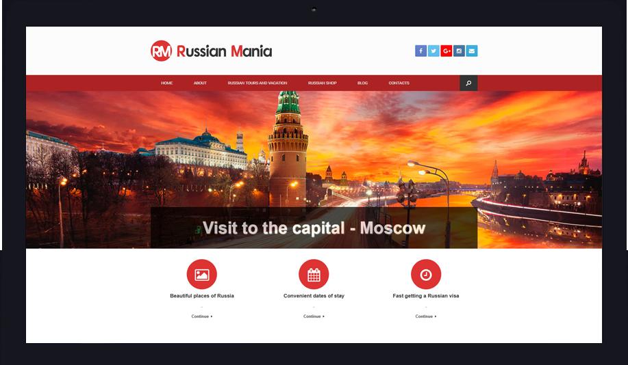 Russian Mania